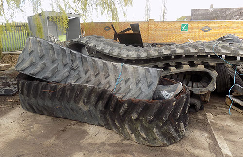 Tractor Tyre Disposal & Recycling in the Midlands by Envirotyre